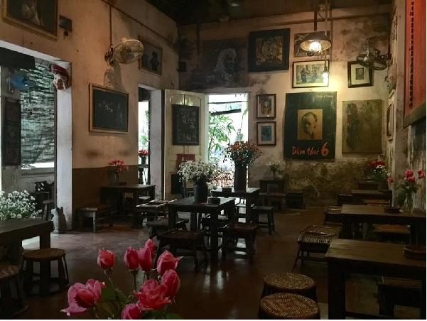 Quán cafe Cuối Ngõ Cầu Giấy điểm hẹn lý tưởng vào dịp cuối tuần