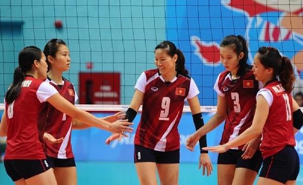 Đội tuyển nữ Việt Nam cán đích hạng 6 tại ASIAD (1/9)