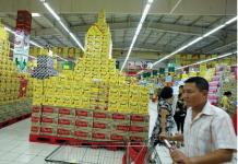 Hàng việt ngày càng teo tóp tại thị trường Việt