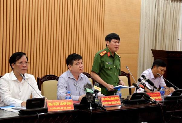 Công an Hà Nội khởi tố hình sự 7 người chết trong lễ hội âm nhạc