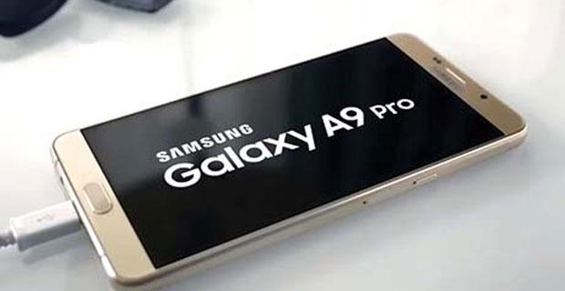 Sam sung galaxy A9 pro sẽ có 4 camera sau