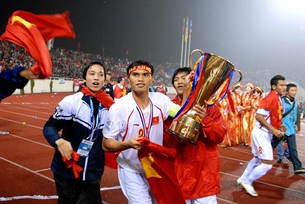 ĐT Việt Nam giấc mơ cup vàng trong trận đấu số 1 tại Đông Nam Á