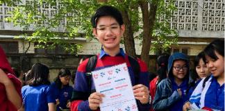 Chia sẻ bí quyết dành học bổng toàn phần của nam sinh Quảng Ngãi
