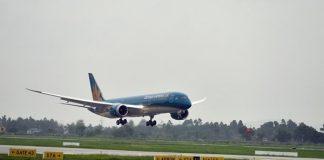 Hủy nhiều chuyến bay Viêt Nam - Nhật Bản do ảnh hưởng của bão