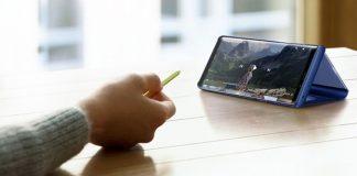 Những lợi ích thông minh của bút s-pen trên galaxy note9