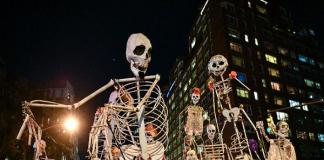 Những điểm chơi halloween thu hút nhất trên thế giới