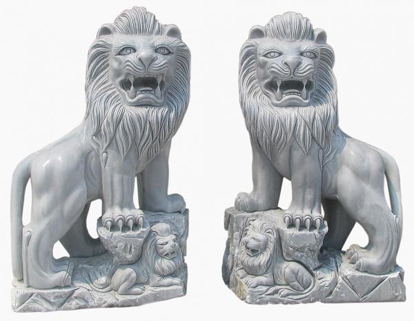 Sư tử phong thủy, vật phẩm được nhiều người ưa chuộng