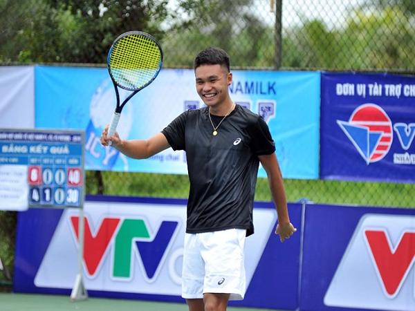 Trịnh linh Giang thắng lớn trước tay vợt người Ấn Độ