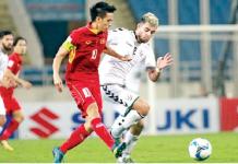 Việt Nam không ngán đối thủ nào, kêt cả Thái Lan tại AFF Cup 2018