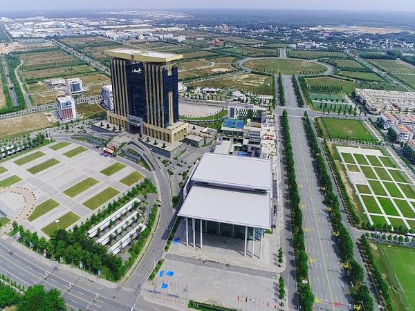 Bất động sản công nghiệp phát triển mạnh ở Việt Nam