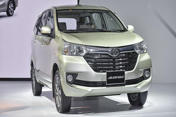 Toyota Avanza dòng xe oto giá rẻ sắp về Việt Nam 2018
