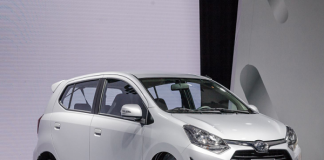 Toyota Wigo mẫuxe oto giá rẻ sắp về Vệt Nam