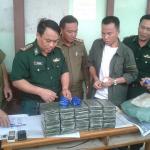 Nghệ An bắt giữ mắt xích đường dây buôn ma túy trái phép
