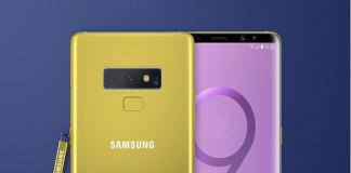 Samsung galaxy note 9 - phiên bản hoàn hảo, trẻ trung