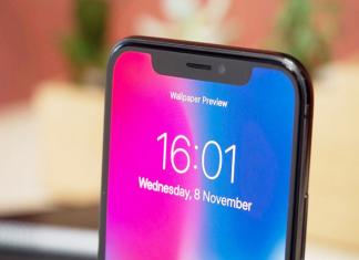 Xu hướng điện thoại màn hình không tai thỏ trong năm 2019