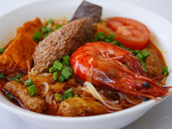 Phượt Vũng Tàu khám phá ẩm thực độc đáo