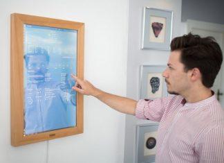 Gương thông minh sản phẩm gia dụng thông minh tại CES 2019