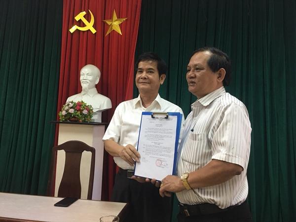 Kỷ luật phó bí thư Quận Ủy -ông Kiều Văn Toàn