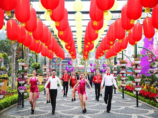 Lễ hội Sun World Halong Complex - thiên đường check in của giới trẻ