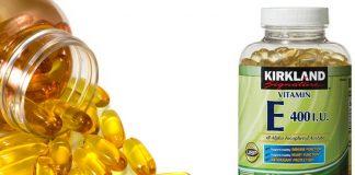 Những tác dụng thần kỳ của vitamin E trong công thức làm đẹp