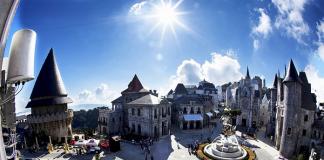 Bà Nà Hills - điểm du lịch Đà Nẵng thu hút