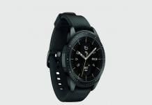 Galaxy Watch sang trọng, tinh tế