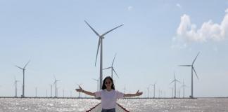 Phượt Bạc Liêu - khám phá Cánh đồng quạt gió