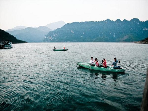 Điểm phượt gần Hà Nội thu hút nhất