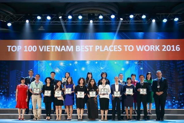 Vinamilk nơi làm việc tốt nhất Việt Nam