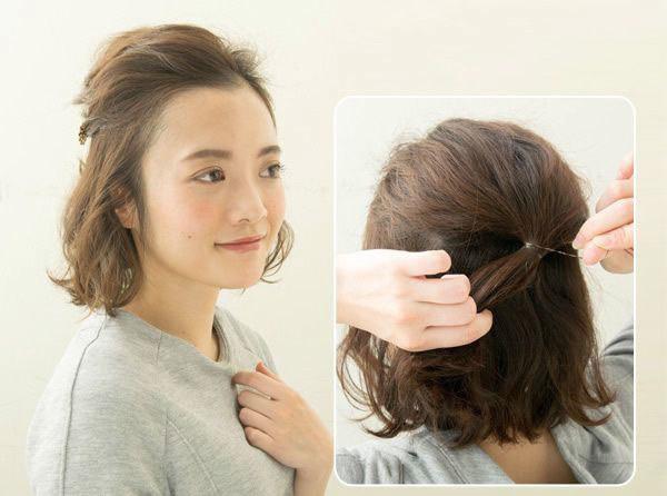 kiểu tóc xinh giúp nàng tỏa sáng, tự tin xuống phố