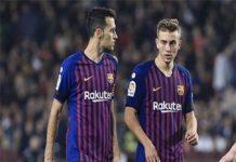 Tin chuyển nhượng ngày 28/8: Busquets rời Barca sang Hà Lan