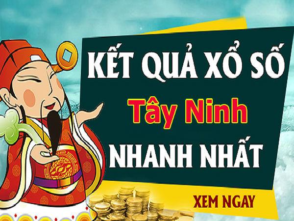 Dự đoán kết quả XS Tây Ninh chính xác thứ 5 ngày 31/10/2019