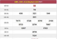 Dự đoán KQXSDN 11/12/2019 – Dự đoán kết quả xổ số Đồng Nai thứ 4