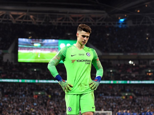 Chuyển nhượng sáng 11/3: Real Madrid giải cứu thủ môn Chelsea