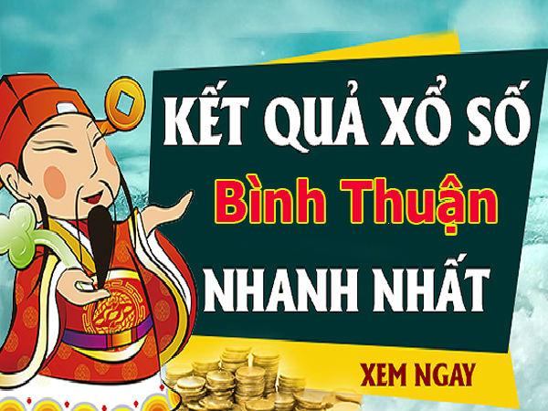 dự đoán xổ sốBình Thuận12/3
