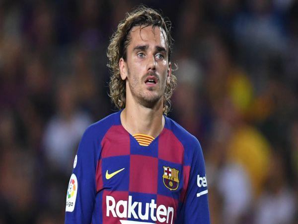 Barca đưa ra quyết định việc bán cho Griezmann Mu