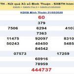 Tổng hợp KQXSBT- Dự đoán xổ số bình thuận ngày 28/05 chuẩn xác