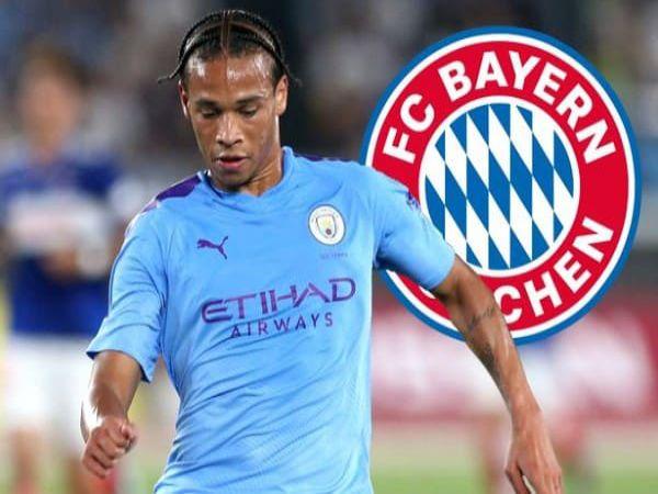 Bayern Munich đạt thỏa thuận mua Sane