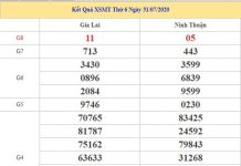 Dự đoán XSMT 7/8/2020 chốt KQXS miền Trung thứ 6