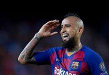 Chuyển nhượng 15/9: Inter sắp hoàn tất thương vụ chiêu mộ Vidal từ Barca
