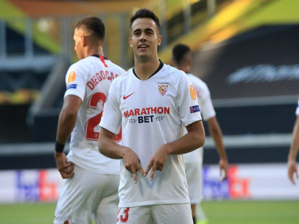 Chuyển nhượng chiều 14/9: Sergio Reguilon thích Sevilla hơn MU