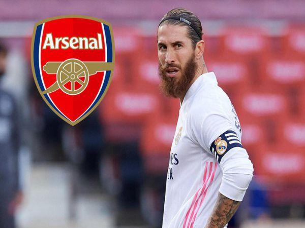 Chuyển nhượng sáng 27/10: Arsenal liên hệ mua Sergio Ramos