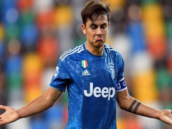 Chuyển nhượng chiều 2/11: Dybala chưa chốt hợp đồng với Juve
