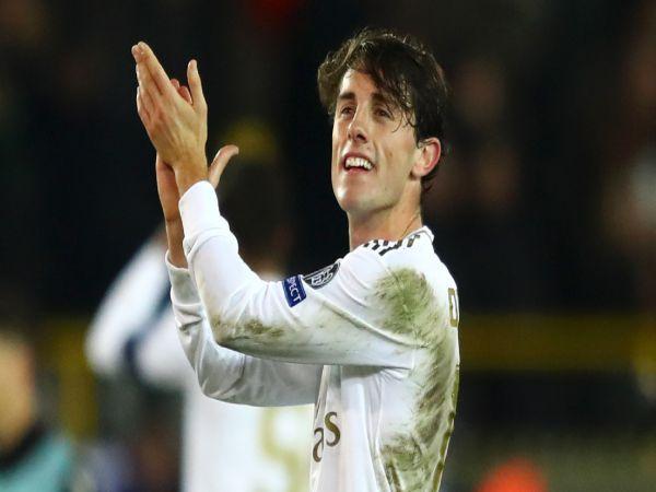 Chuyển nhượng chiều 23/11: Real Madrid dự định bán Odriozola