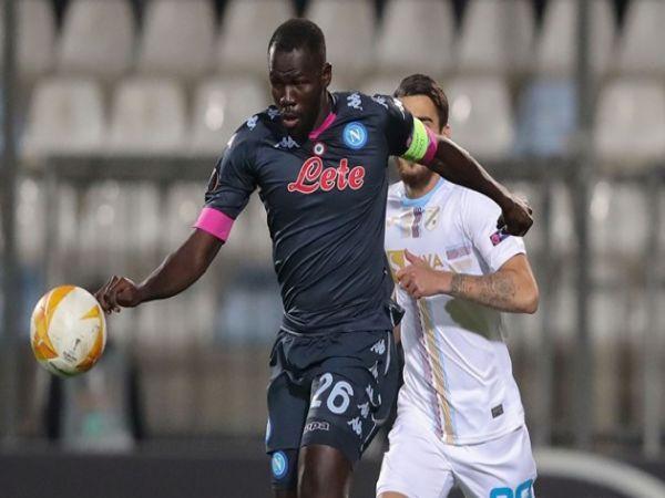 Chuyển nhượng tối 13/1: Liverpool phải trả 100 triệu mới có Koulibaly