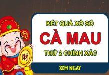 Dự đoán XSCM 10/5/2021 chốt lô VIP Cà Mau hôm nay