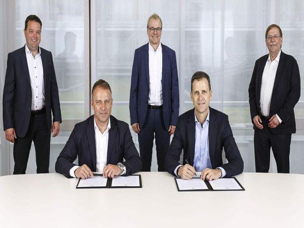 Chuyển nhượng chiều 26/5: Hansi Flick chính thức dẫn dắt tuyển Đức