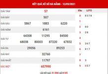 Dự đoán XSDNG ngày 15/5/2021 đài Đà Nẵng thứ 7 hôm nay chính xác nhất