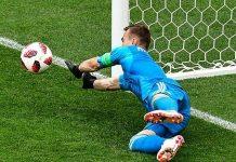 Kỹ thuật bắt bóng của thủ môn trong bóng đá hiệu quả nhất