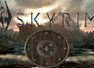 Skyrim Fan tạo Targe of the Blooded Shield trong đời thực